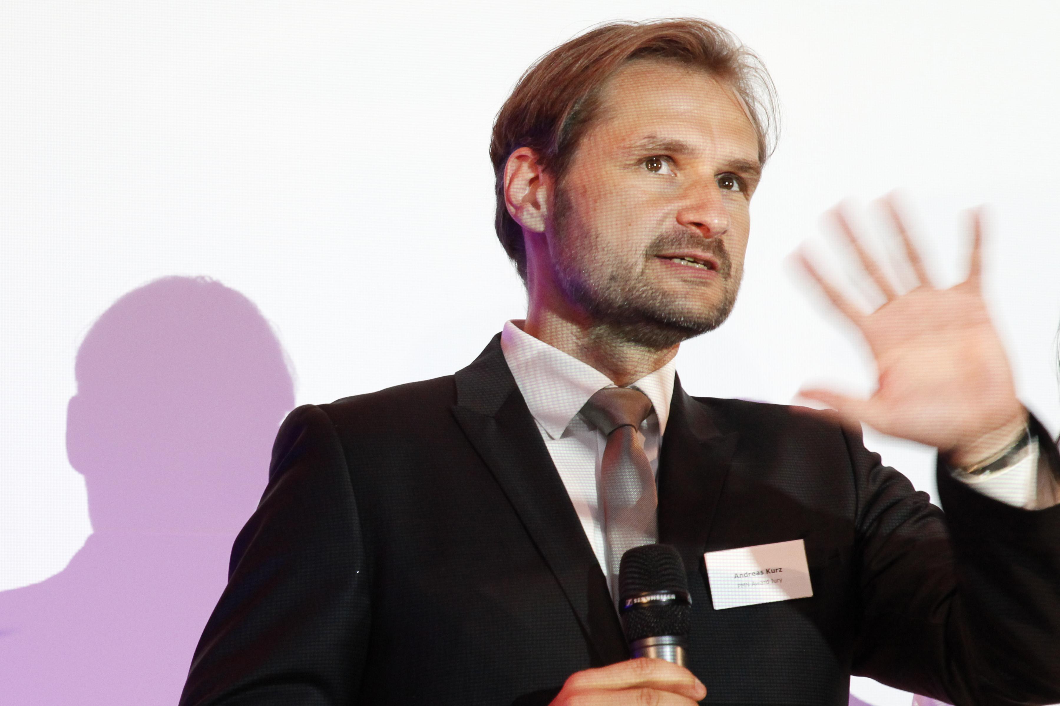 Andreas Kurz, Mitglied der Jury