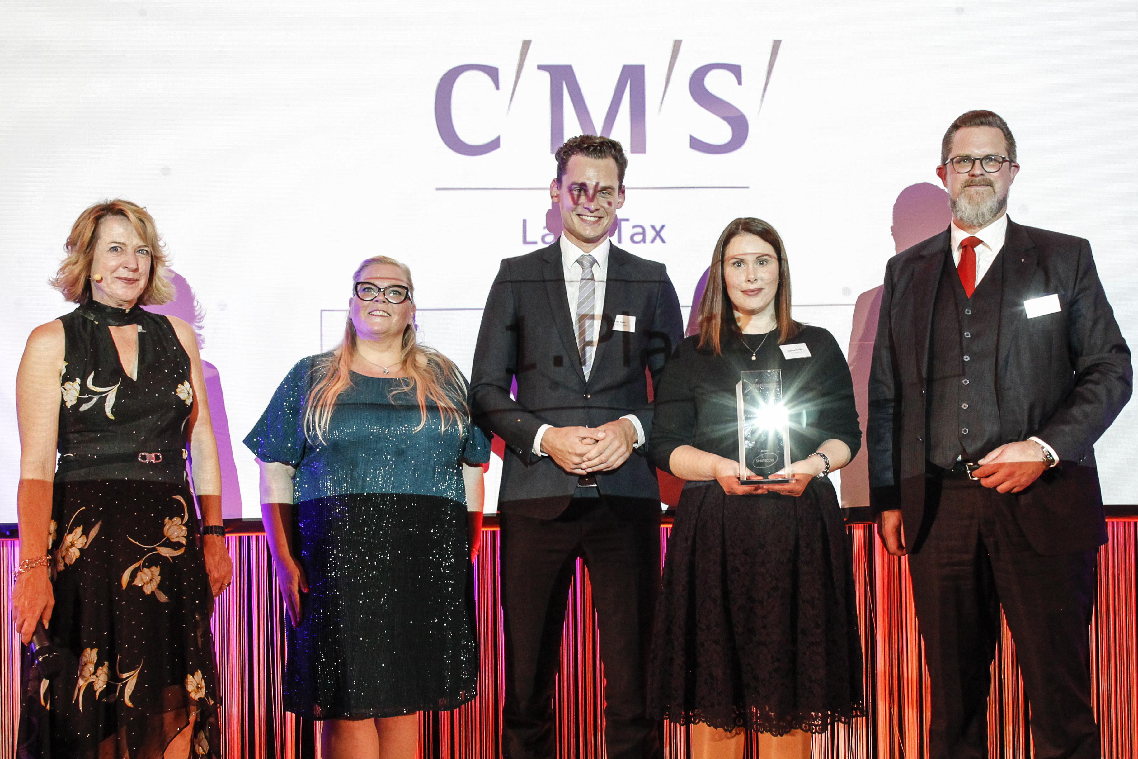 Das Team von CMS Hasche Sigle